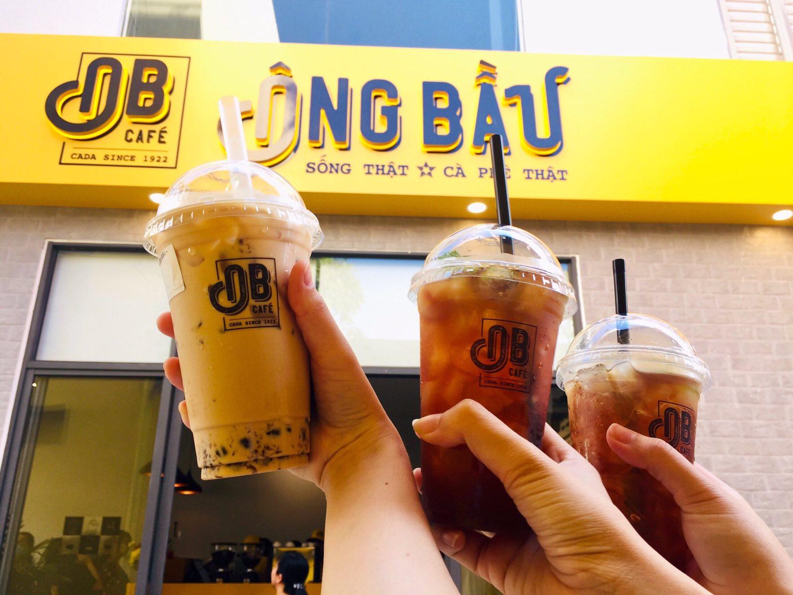 Mỗi ly thức uống Ông Bầu sẽ đóng góp 1.000 đồng vào Quỹ Phát triển tài năng Việt
