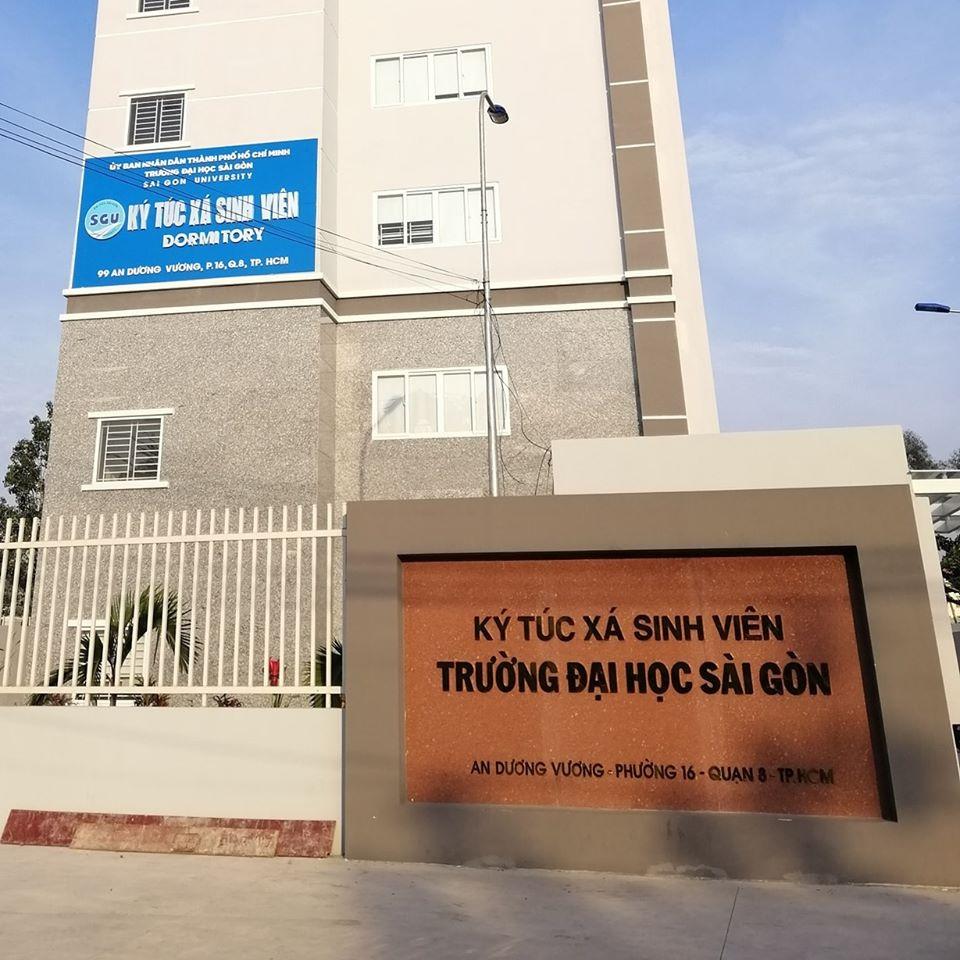 Ký túc xá ĐH Sài Gòn