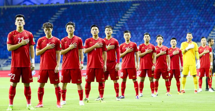 Liên đoàn Bóng đá Việt Nam đề nghị cho phép toàn bộ các thành viên đội tuyển được cách ly trong thời gian 7 ngày