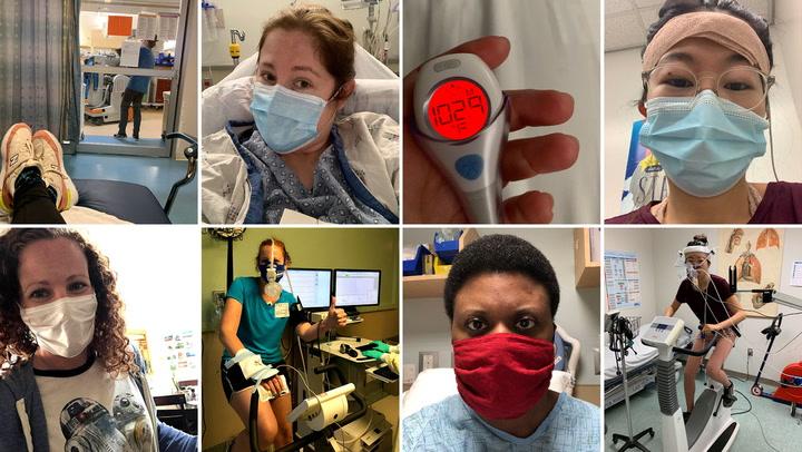 Gần 25% bệnh nhân COVID-19 bị hành hạ bởi các triệu chứng kéo dài - Ảnh: Time