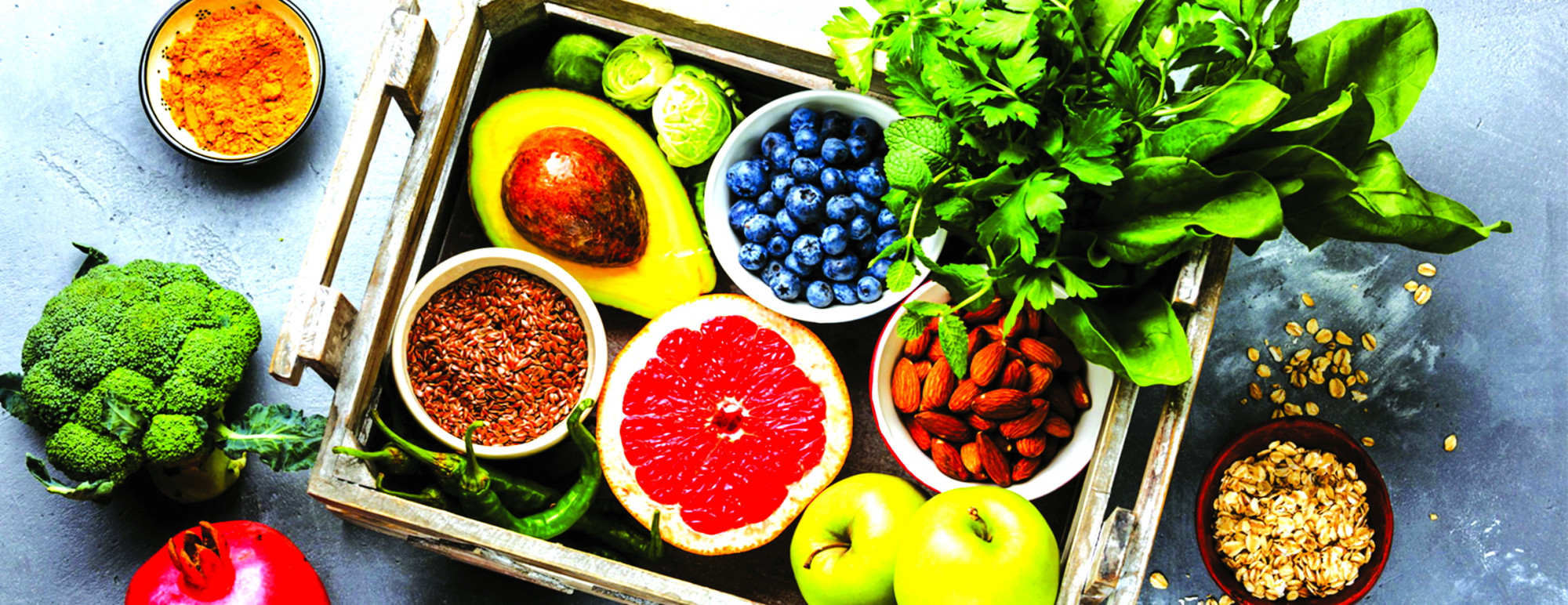 Hãy luôn duy trì trái cây và rau trong chế độ ăn cho gia đình - ẢNH: INTERNET