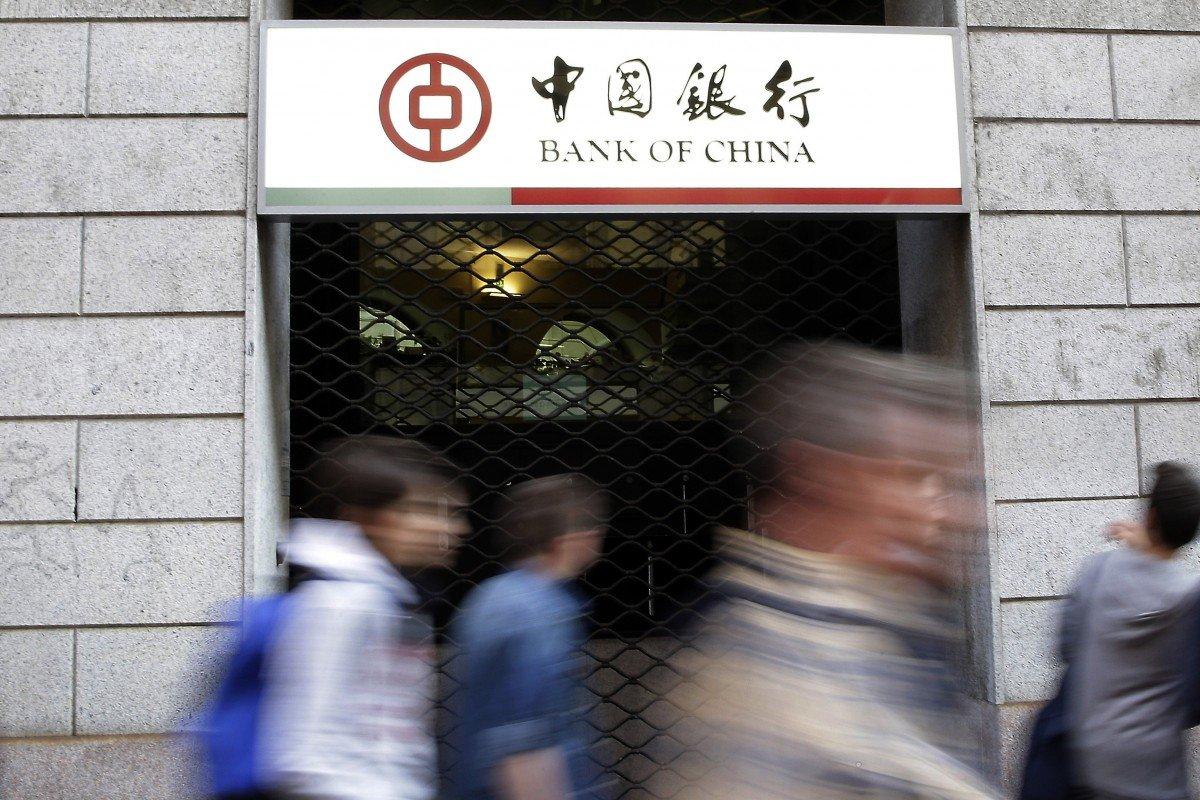Một chi nhánh của Ngân hàng Trung Quốc ở trung tâm thành phố Milan, Ý - Ảnh: AP