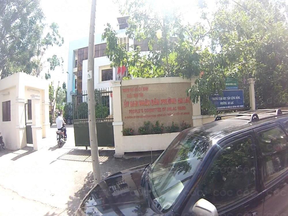 Trụ sở UBND phường An Lạc, quận Bình Tân - Ảnh: internet.