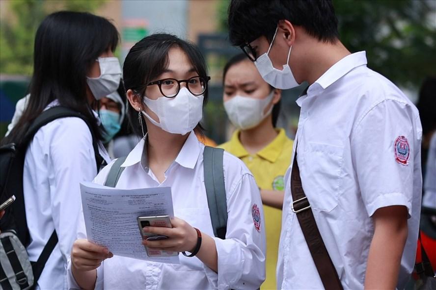 Học sinh Hà Nội đã hoàn thành 2 môn cuối của kỳ thi tuyển sinh vào lớp 10 ngày 17/6