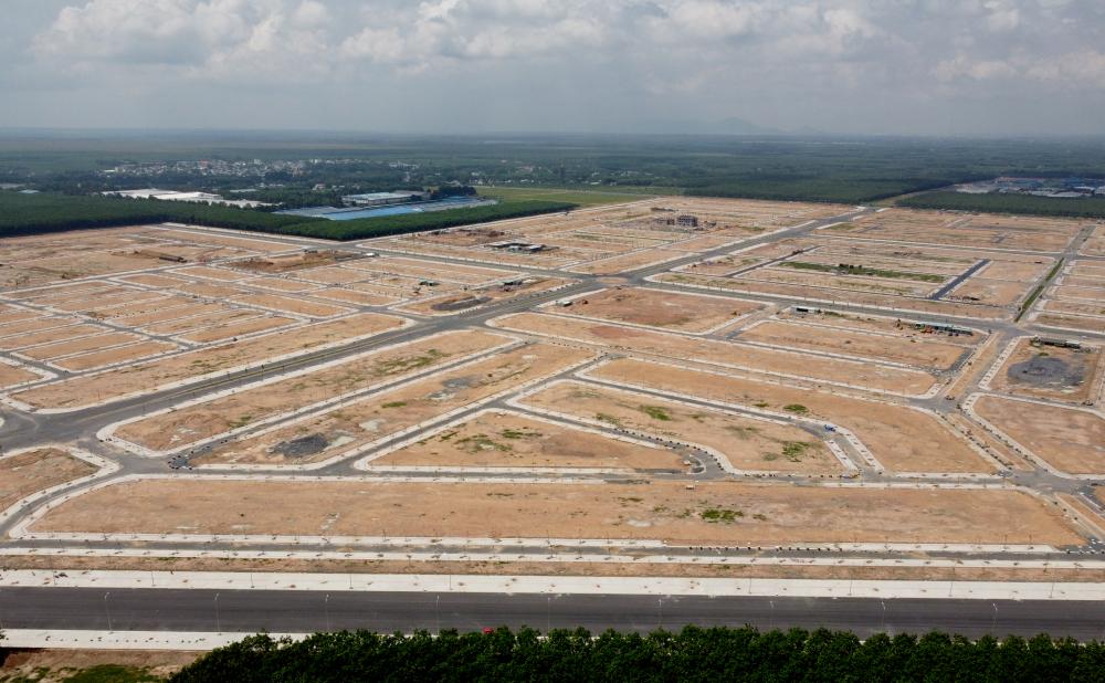 Cuối tháng 5/2021, có 24 hộ dân thuộc diện tái định cư dự án sân bay Long Thành đã được bàn giao đất.