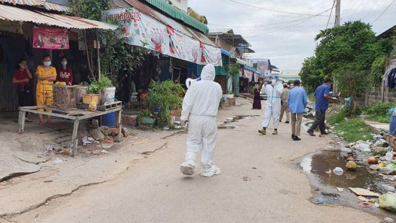 Campuchia ghi nhận 7 trường hợp nhiễm biến thể Delta tính đến ngày 19/6, chính quyền khuyến cáo người dân cảnh giác cao độ