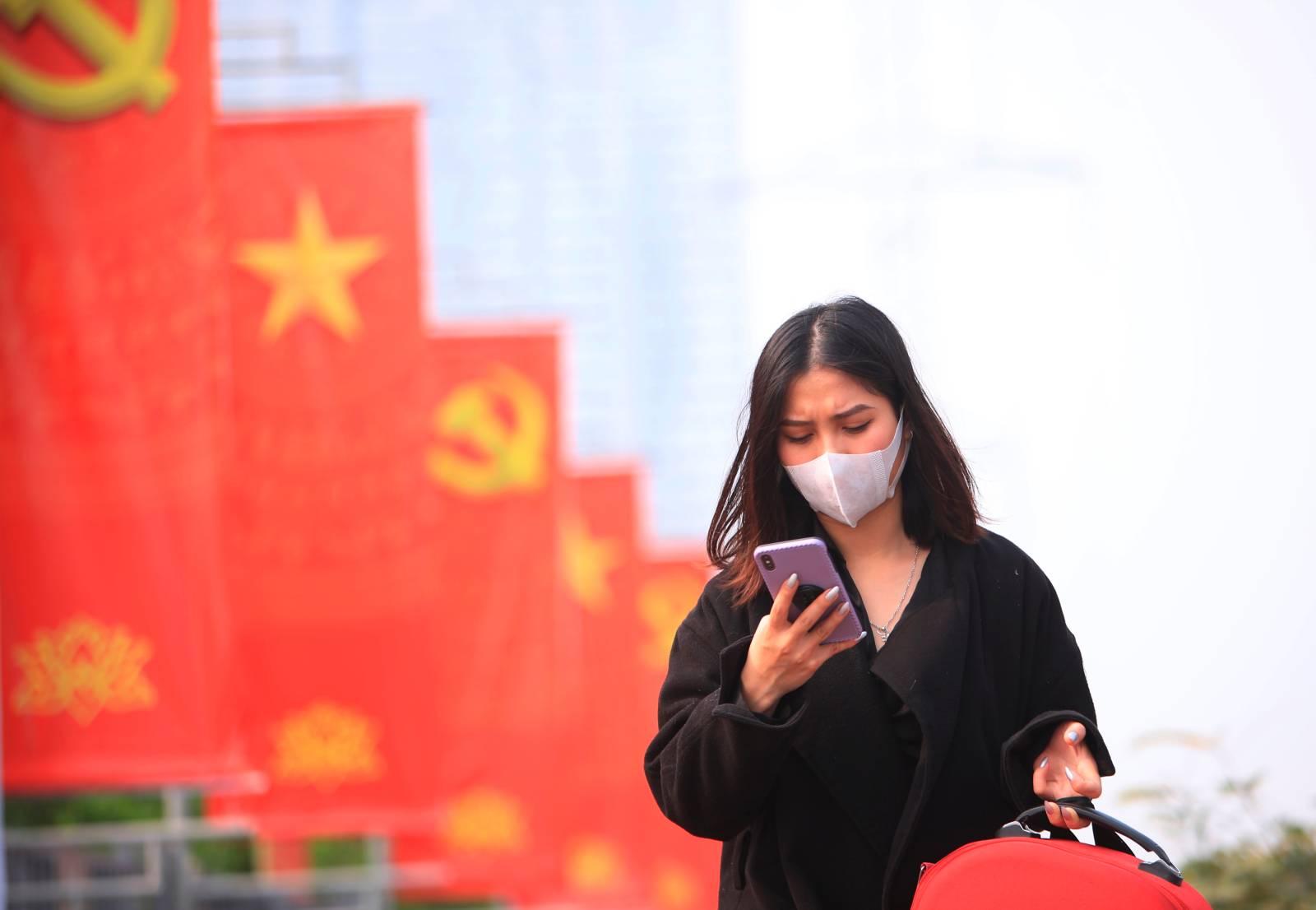 Việt Nam từng là hình mẩu tích cực trong chống dịch COVID-19 - Ảnh: Hau Dinh/AP