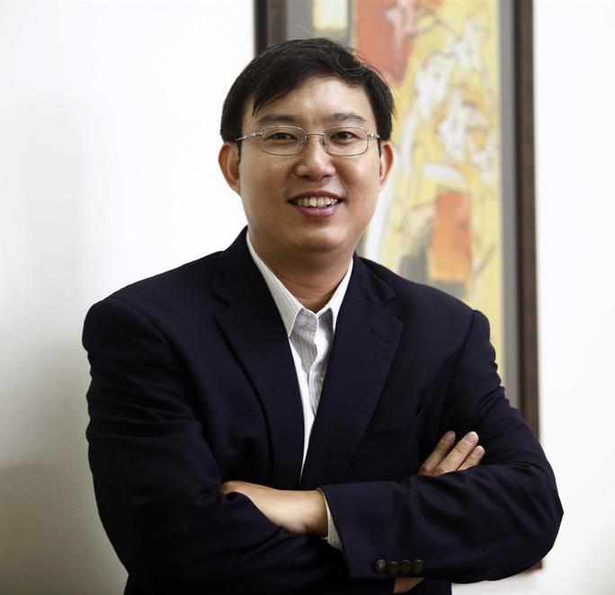 Ông Nguyễn Xuân Thành, thành viên tổ Tư vấn kinh tế của Thủ tướng Chính phủ - Ảnh: Đại học Fulbright Việt Nam