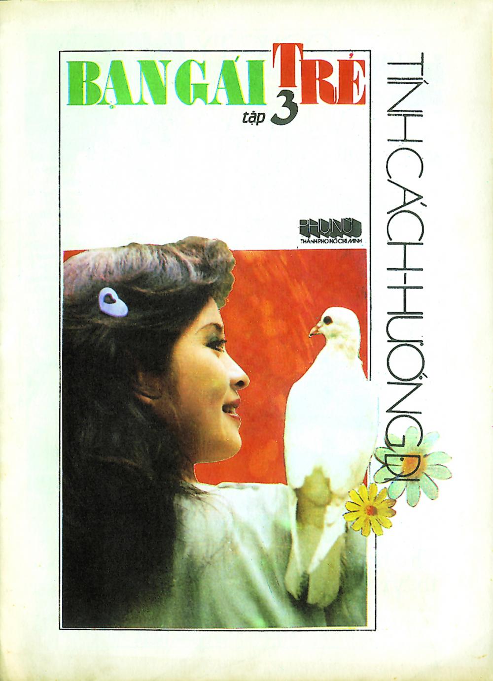 Ấn phẩm phụ san Bạn gái trẻ của Báo Phụ Nữ TPHCM