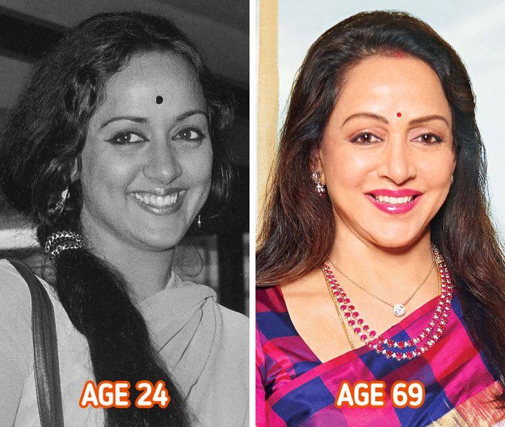 1. Giữ vẻ đẹp tự nhiên: Phụ nữ Ấn Độ tin rằng vẻ đẹp tự nhiên của mỗi người là hoàn hảo nhất. Vì vậy, họ tránh xa các phương thức làm đẹp làm thay đổi diện mạo như phẫu thuật thẩm mỹ hay tiêm botox.