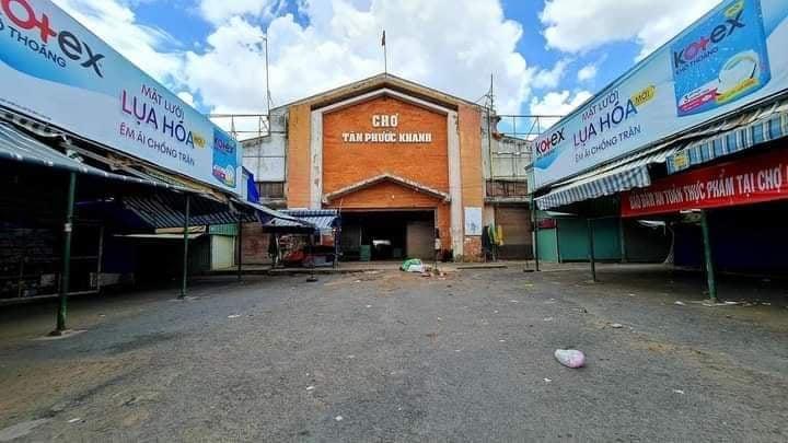 Chợ Tân Phước Khánh