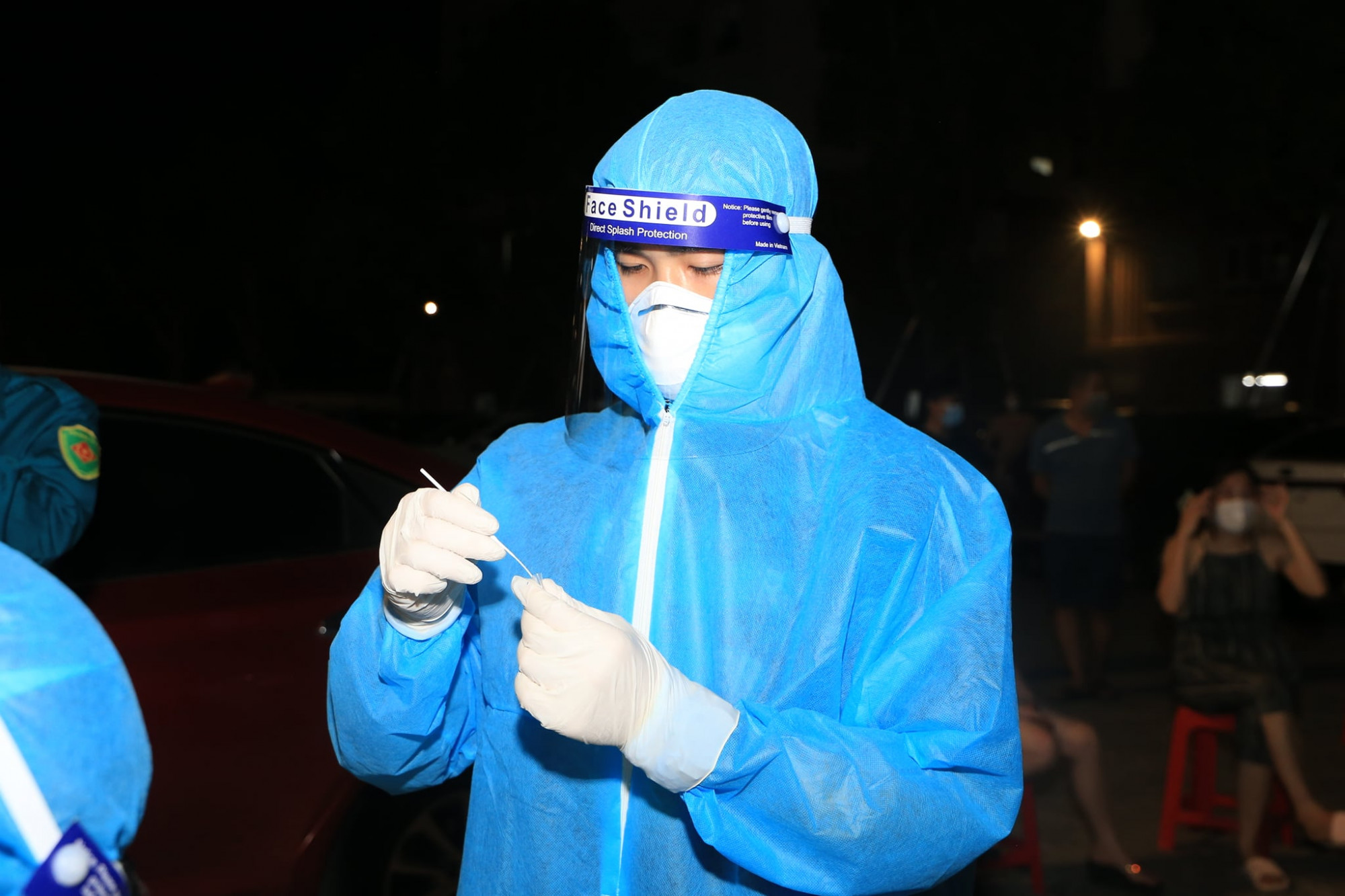 Liên tiếp 3 trường hợp được phát hiện dương tính với SARS-CoV-2 khi đến bệnh viện khám