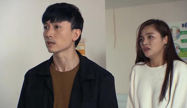 Cặp đôi Huy - Thy (Anh Vũa và Thu Quỳnh) chiếm phần lớn thời lượng những tập gần đây của Hương vị tình thân.