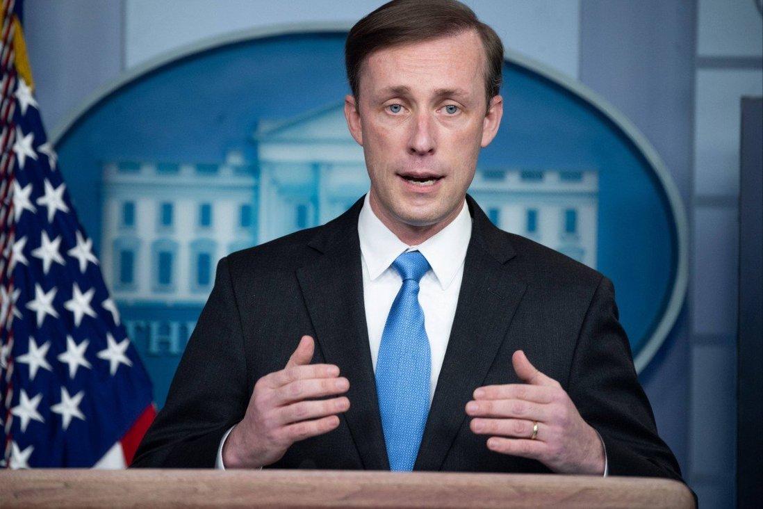 Cố vấn an ninh quốc gia Mỹ Jake Sullivan. Ảnh: AFP