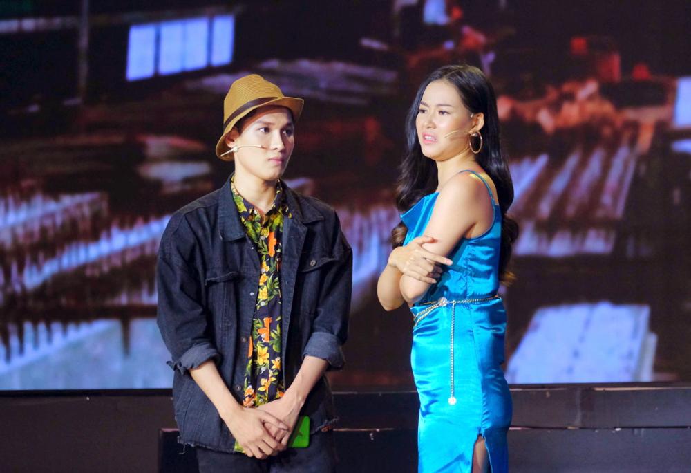 Mậu Đạt trong chương trình Cười xuyên Việt