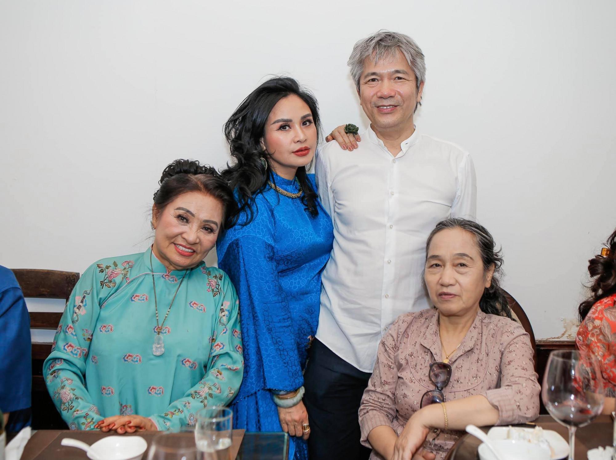 Thanh Lam và bạn trai trong lễ dạm ngõ hôm 19/6