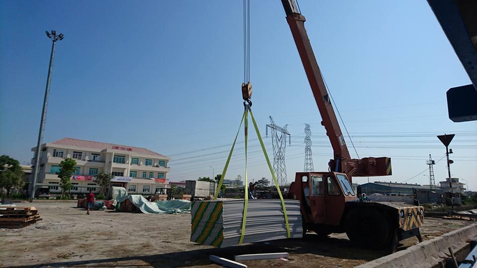 Công an TPHCM đang thụ lý điều tra dấu hiệu sai phạm xảy ra tại Công ty cổ phần cảng Phú Định.