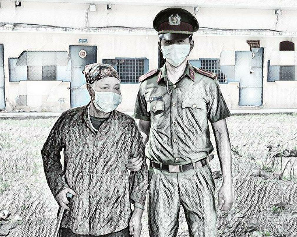 Bùi Thị Thanh bị bắt sau 23 năm trốn truy nã đặc biệt