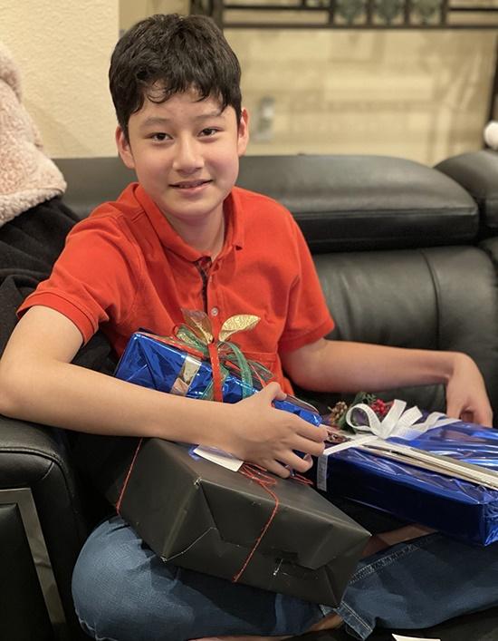 Quang Dũng từng chia sẻ Bảo Nam ít nói, hiền lành và khá giống anh về mặt tính cách, quan điểm cuộc sống. Dù không đam mê nghệ thuật nhưng cậu bé có khả năng chơi đàn piano rất giỏi.