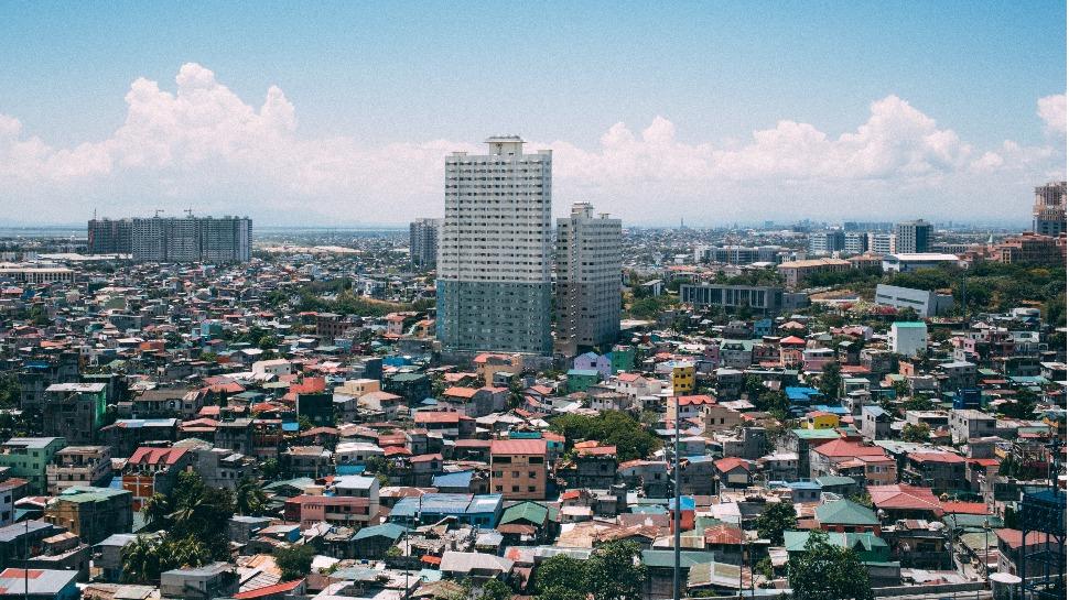 Manila được xếp hạng là một trong những thành phố căng thẳng nhất trên thế giới - Ảnh: Shutterstock