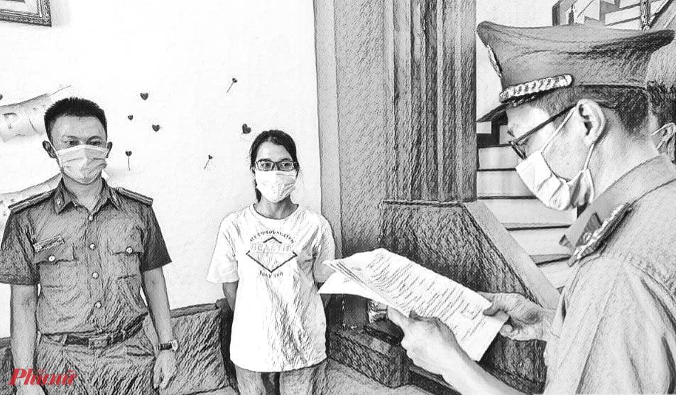 Khởi tố bị can, bắt tạm giam Lê Thi Thanh Lộc