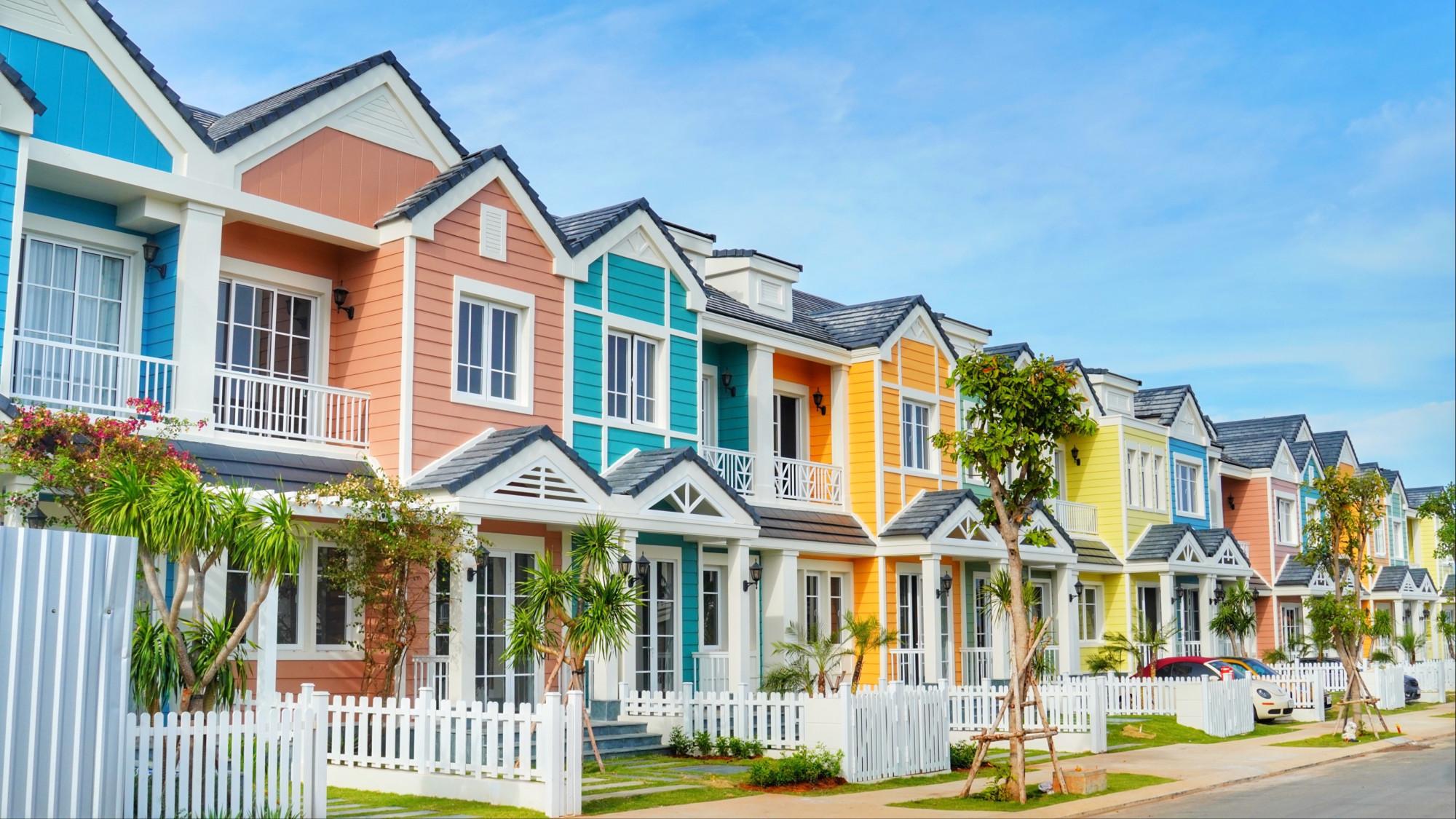 Second home Florida (NovaWorld Phan Thiet, tỉnh Bình Thuận) - một trong những sản phẩm đang thu hút nhiều sự quan tâm từ khách hàng