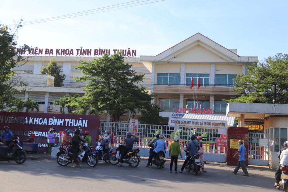 Bệnh viện Đa khoa Bình Thuận