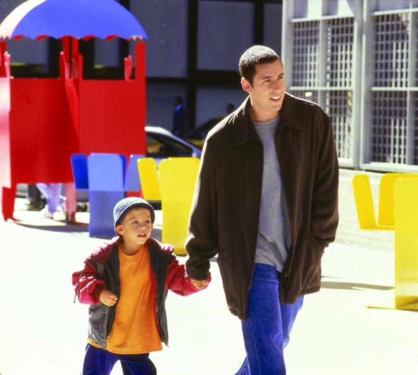 Big Daddy có thể không phải là một bộ phim hoàn hảo nhưng câu chuyện bộ phim đề cập đến lại vô cùng dễ chịu và đáng yêu,  vừa hài hước vừa xúc động