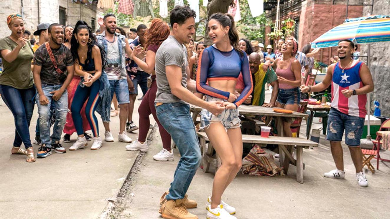 Thành công của In the Heights cho thấy cộng đồng Latinh không còn bị Hollywood thờ ơ