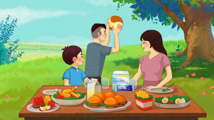 Antibio Pro - người bạn không thể thiếu trong mỗi bữa ăn gia đình
