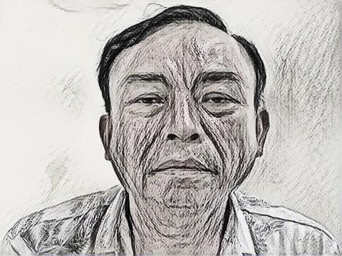 Đối tượng truy nã Nguyễn Văn Cường