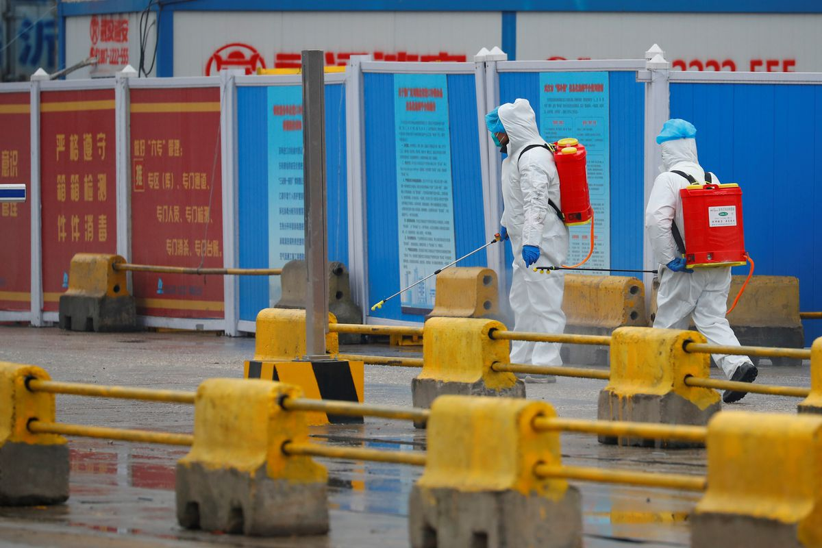 Virus SARS-CoV-2 có thể đã xuất hiện tại Trung Quốc từ đầu tháng 10/2019 trước khi bùng phát tại chợ hải sản Hoa Nam vào tháng 12/2019