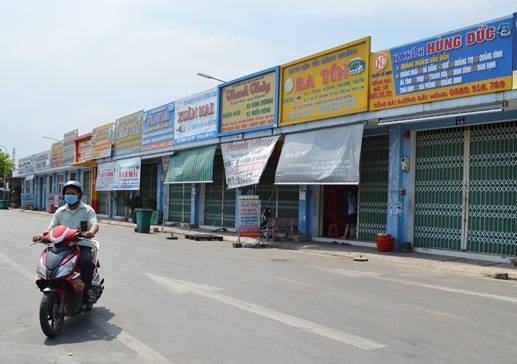 Bến xe Quảng Ngãi là nơi từng có ca bệnh F0 ghé bỏ hàng