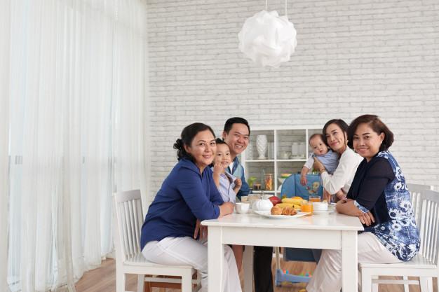 Mô hình gia đình nào mới là chuẩn, là bất biến? - Ảnh: freepik.com