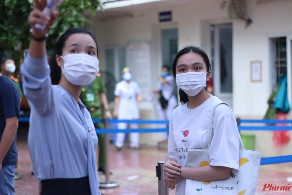 Điểm chuẩn lớp 10 năm nay tại Hà Nội có trường tăng 1-2 điểm