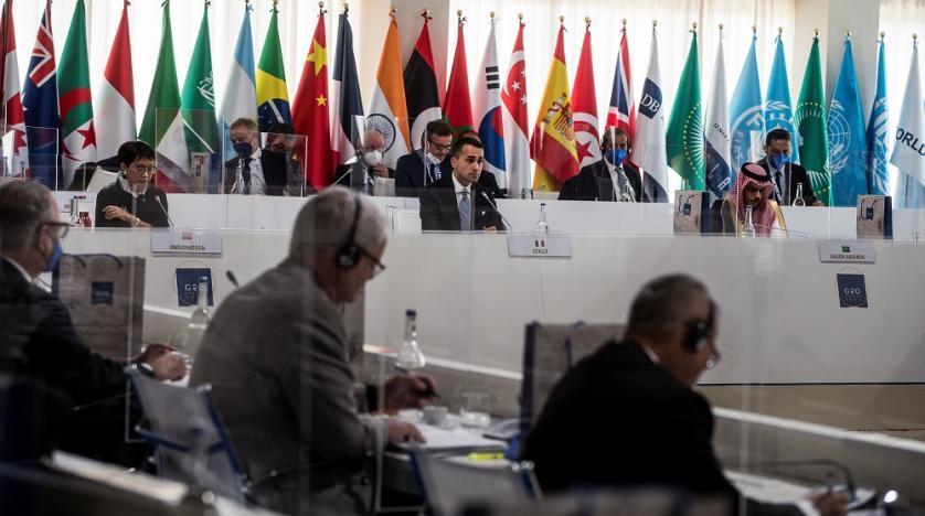 Các bộ trưởng ngoại giao G20 kêu gọi các biện pháp giải quyết đa phương cho các cuộc khủng hoảng toàn cầu.
