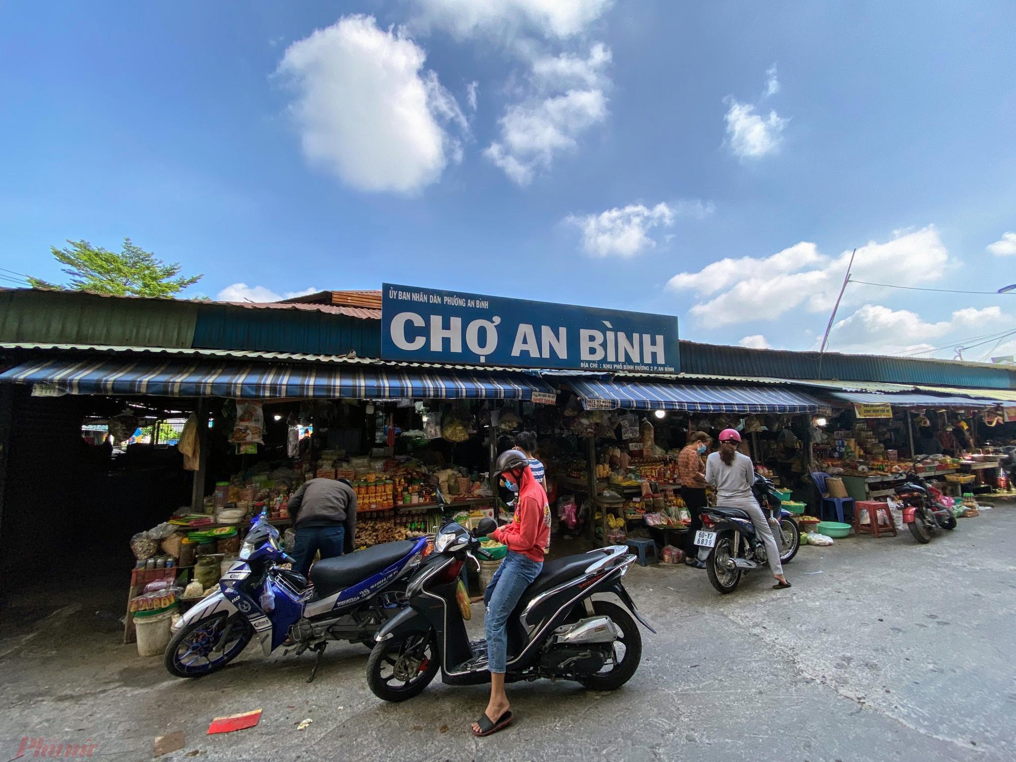 Nhiều người dân tại Thủ Đức đã sang các chợ như An Bình, chợ Dĩ An... thuộc Thành phố Dĩ An, tỉnh Bình Dương nằm tại khu vực giáp ranh với các phường Linh Tây, Linh Trung (TP Thủ Đức). thuộc địa bàn Dĩ An mua thực phẩm khi nhiều chợ tại TPHCM tạm dừng hoạt động.