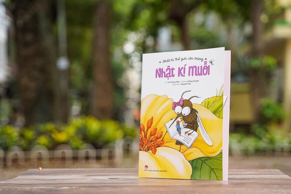 Mùa hè này, nhà xuất bản Kim Đồng có rất nhiều tựa sách thú vị dành cho các em nhỏ