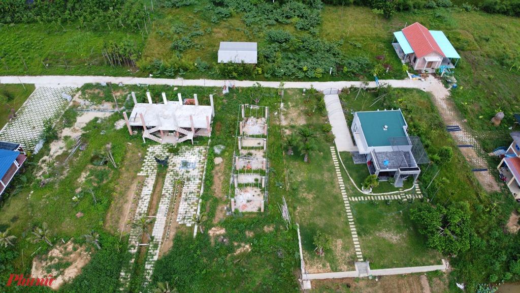Dự án Go Green Farm nhìn từ trên cao