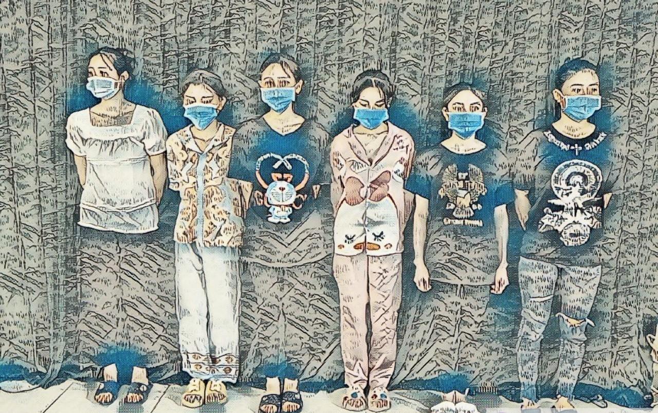 Có 6 trường hợp trên xuất cảnh trái phép qua Lào  đã được Bộ đội Biên phòng Quảng Trịphát hiện