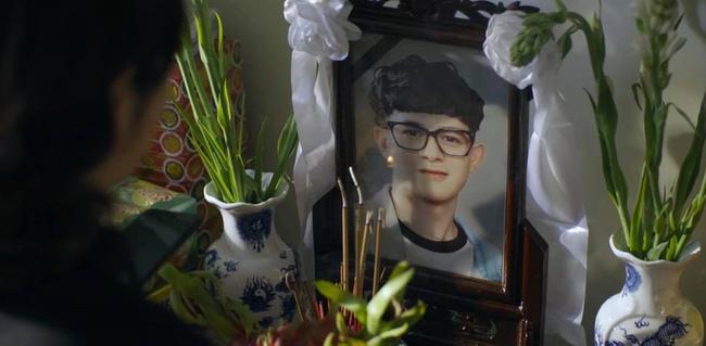 Quang Anh bị ám ảnh với phân cảnh nhân vật Minh tự tử trong phim Hãy nói lời yêu/.