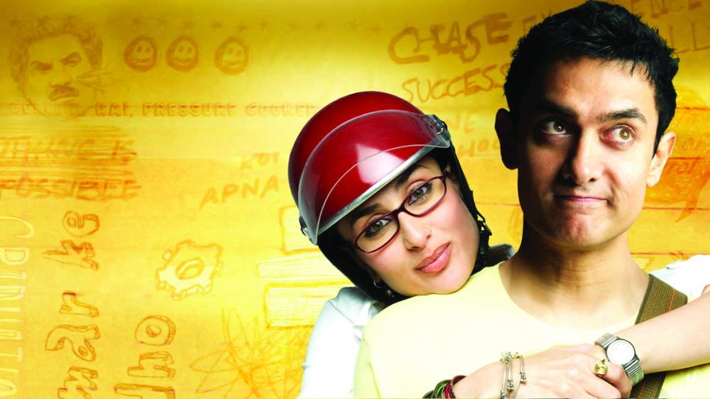 Tài tử Aamir Khan và bóng hồng Kareena Kapoor Khan