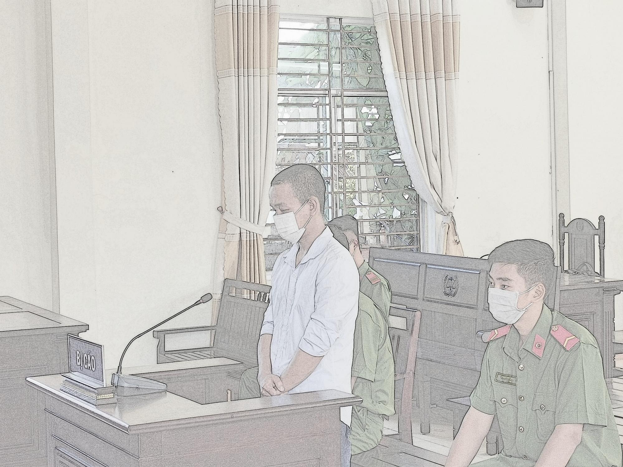 Đối tượng thông chốt kiểm dịch, đánh cảnh sát giao thông tại phiên tòa sáng 1/7