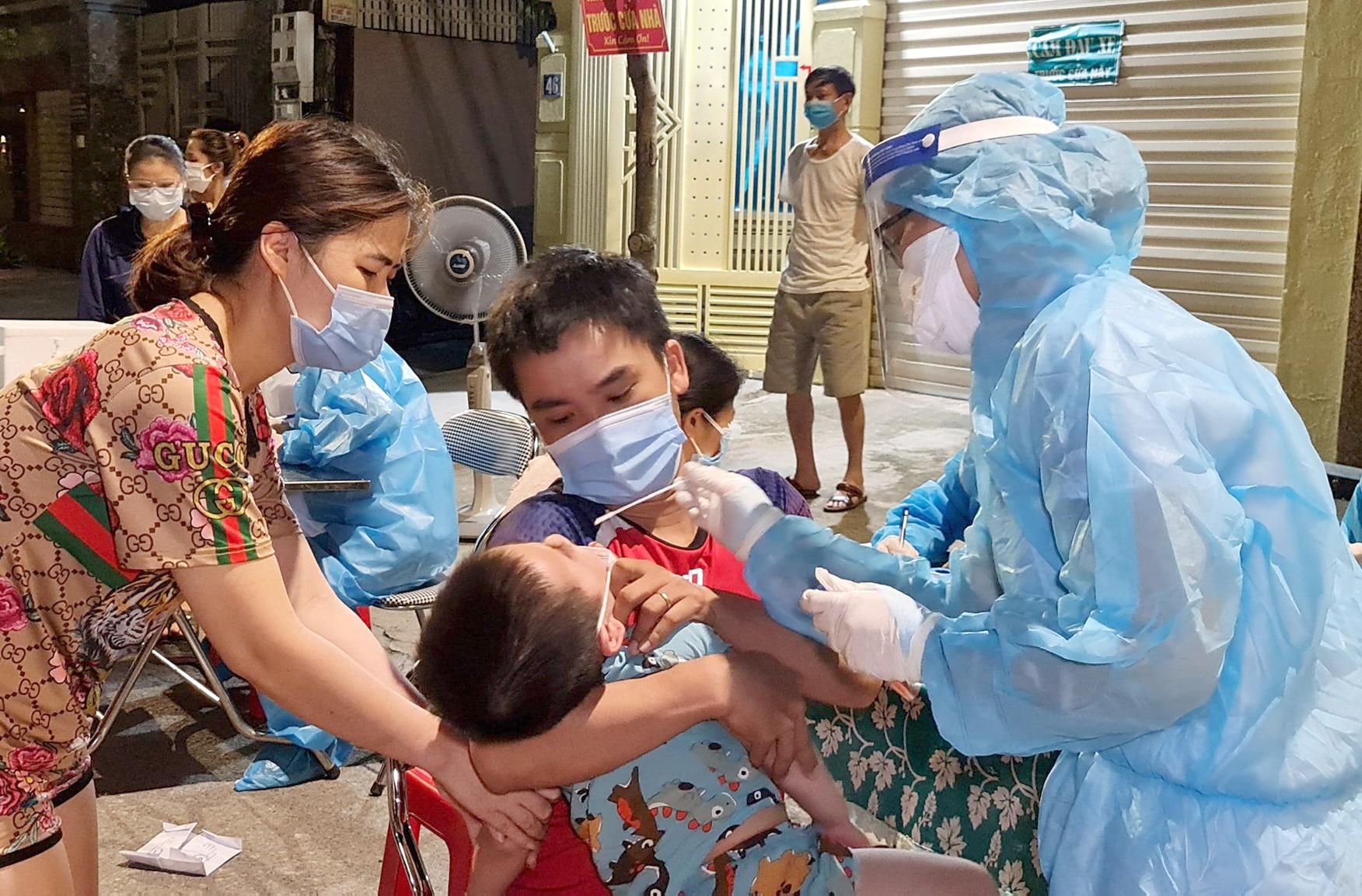 Từ ngày 13/6 đến nay, Nghệ An đã ghi nhận 105 trường hợp dương tính với SARS-CoV-2