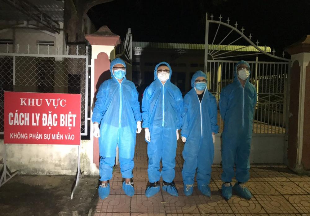 4 đối tượng người Trung Quốc nhập cảnh trái phép bị bắt giữ