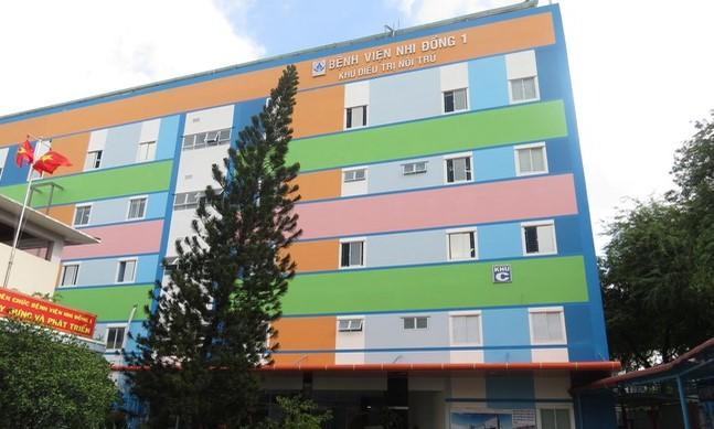 Bệnh viện Nhi đồng 1 TPHCM ngừng tiếp nhận bệnh nhân từ ngày 2/7/2021