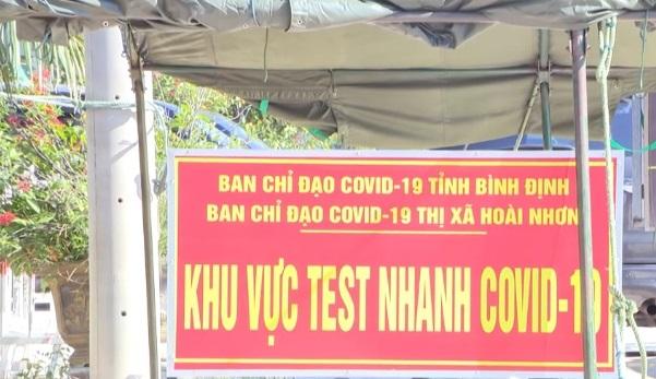 Kể từ 00h00 ngày 04/7thực hiện giãn cách xã hội 15 ngày trên địa bàn thị xã Hoài Nhơn