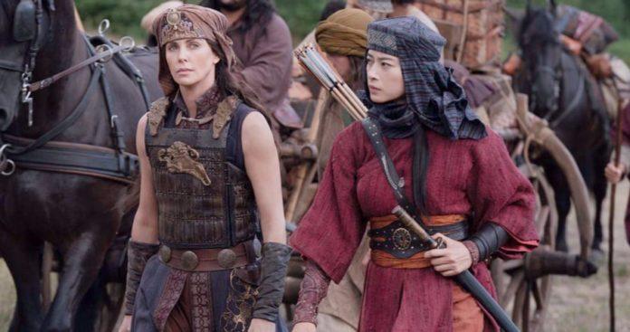 """Ngô Thanh Vân đối đầu Charlize Theron trong phần 2 """"The Old Guard""""."""