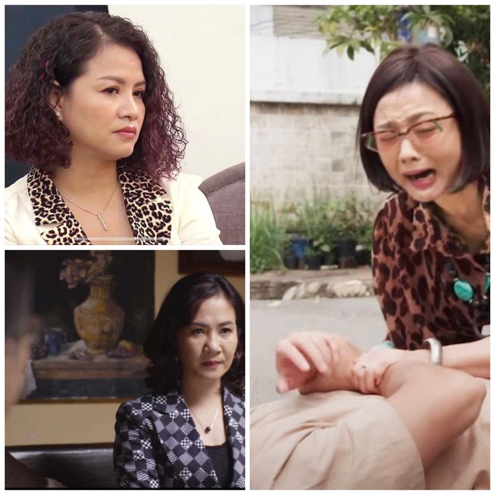 Hình tượng người vợ, người mẹ trên các phim gần đây khiến người xem ghê sợ vì sự quá quắt