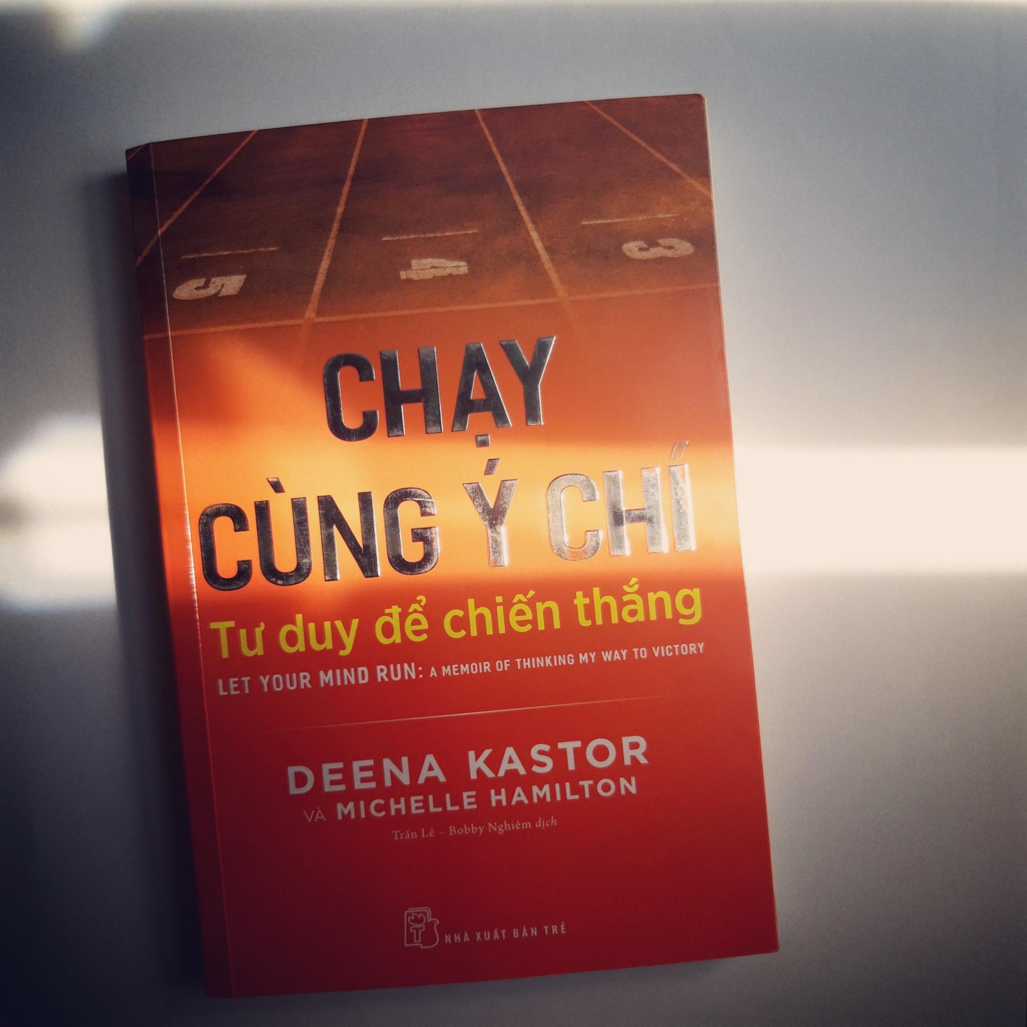 Cuốn sách truyền cảm hứng tinh thần của Deena Kastor